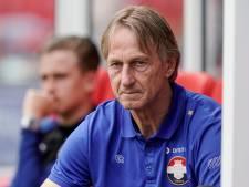 Het is wachten op versterkingen bij Willem II, maar trainer Adrie Koster ziet weer passie en beleving