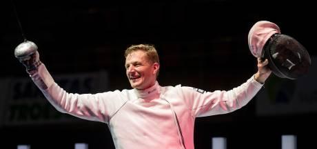Rentier sneuvelt, Verwijlen door op WK in Boedapest