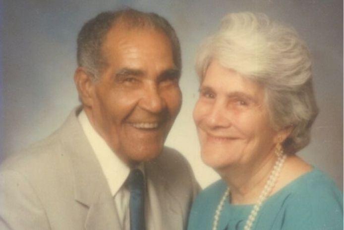 Emilio met zijn vrouw Andrea.