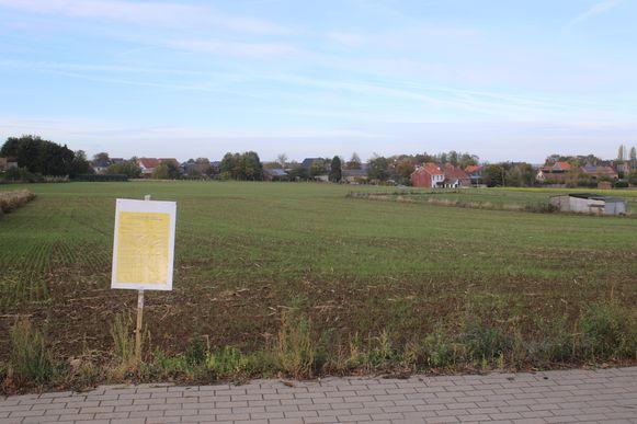 Site woonproject met 73 loten Haasrode Centrum.