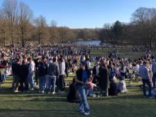 """Philippe Close sur la foule au bois de la Cambre: """"Les gens avaient besoin d'une soupape"""""""