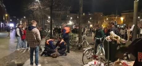 """Marc Van Ranst condamne le rassemblement de 200 étudiants à Louvain: """"Stupide et irresponsable"""""""