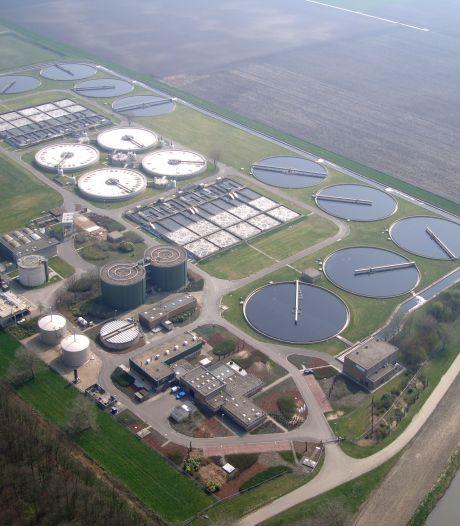 Kilo's PFAS belanden vanuit West-Brabant in de Westerschelde