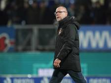 Fred Grim teleurgesteld na remise Willem II: 'Je moet jezelf wel belonen'