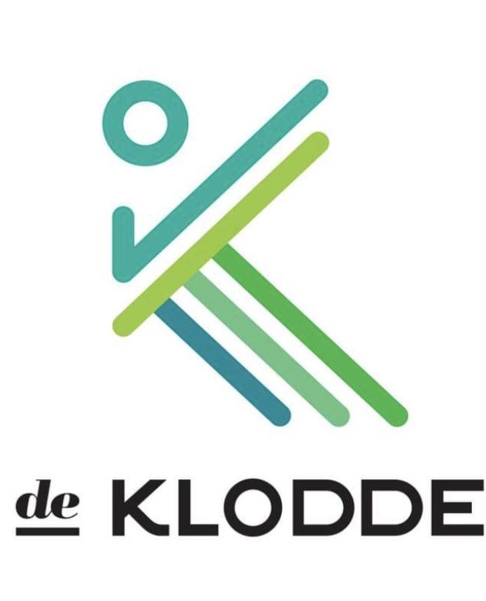 Het logo van De Klodde
