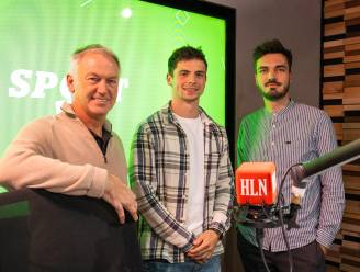 """Dante Vanzeir toont in HLN Sportcast begrip voor stevige kritiek Courtois: """"Veel mensen onderschatten wat topsport teweeg kan brengen"""""""