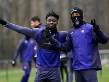 """Dauda à Anderlecht jusqu'en 2023: """"C'est lui qui est à l'origine de cette prolongation"""""""