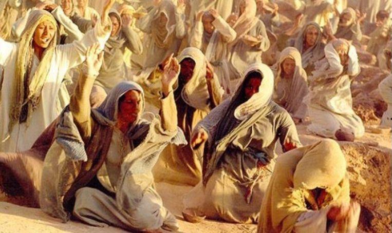 Fragment uit de film. Beeld Mohammed