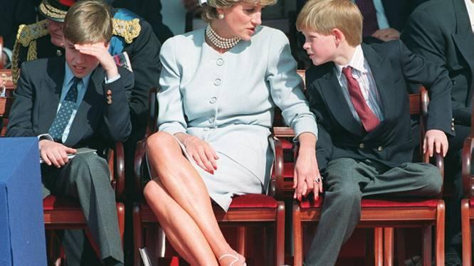 William en Harry reageren op bedrog BBC: 'Het droeg bij aan de angst en paranoia van Diana'