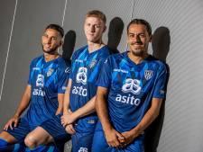 Heracles wint op Erve Asito in nieuw uit-shirt van Duitse ploeg