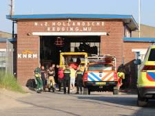 Twee zwemmers gered bij Noordelijk Havenhoofd Scheveningen, beiden naar ziekenhuis
