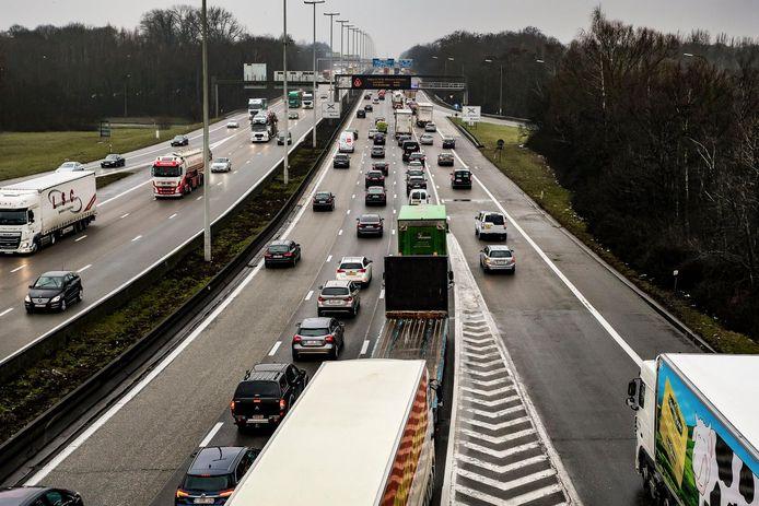 66% des Belges se disent également opposés à l'introduction d'un péage urbain à Bruxelles.