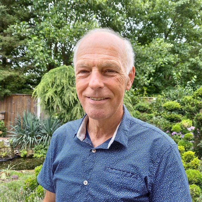 Bennie Oude Maatman, penningmeester Caritas Plechelmusparochie