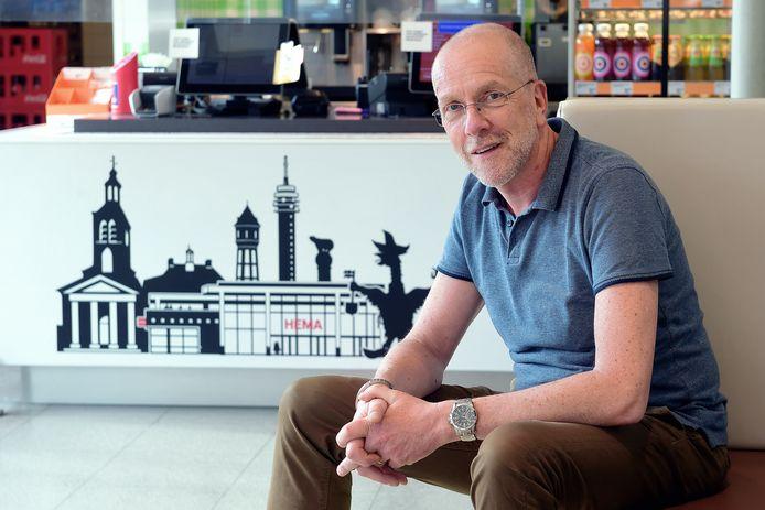 Roeland van de Velde van Hema neemt afscheid als voorzitter winkeliersvereniging Collectief.