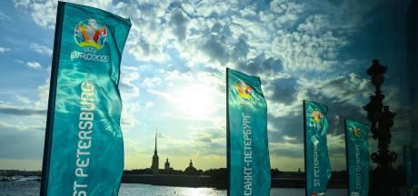 Mesures anti-Covid renforcées à Saint-Pétersbourg