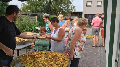 Feest in wijk Meierskouter brengt buren samen