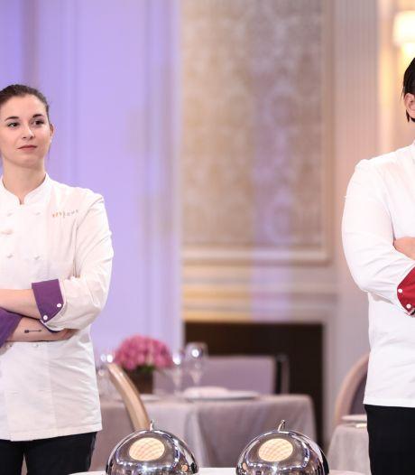 """Le vainqueur de """"Top Chef"""" est..."""