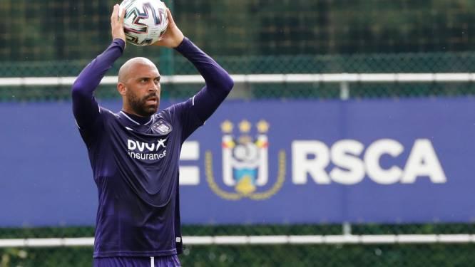 Vanden Borre traint plots weer mee bij de U21, al blijft Anderlecht overtuigd om minimumcontract te ontbinden