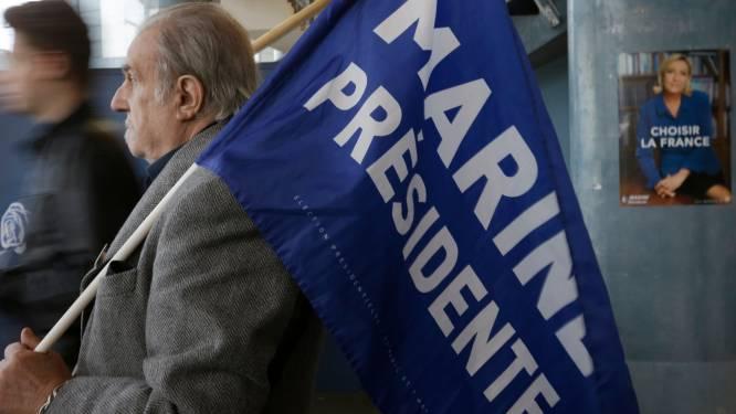 Macron heeft comfortabele voorsprong in peiling