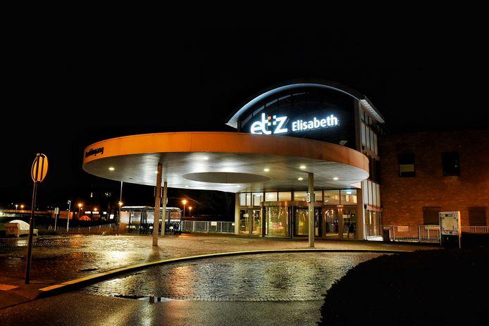 Het Elisabeth-TweeSteden Ziekenhuis in Tilburg.