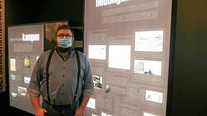 """Tom Devos van het oorlogsmuseum wil graag praten met uitgeleverde oud concentratiebewaker: """"Ik wil begrijpen hoe hij er zich bij voelde"""""""