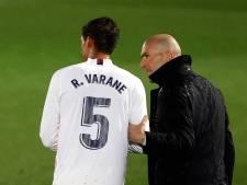 Real Madrid ook zonder positief geteste Varane tegen Liverpool
