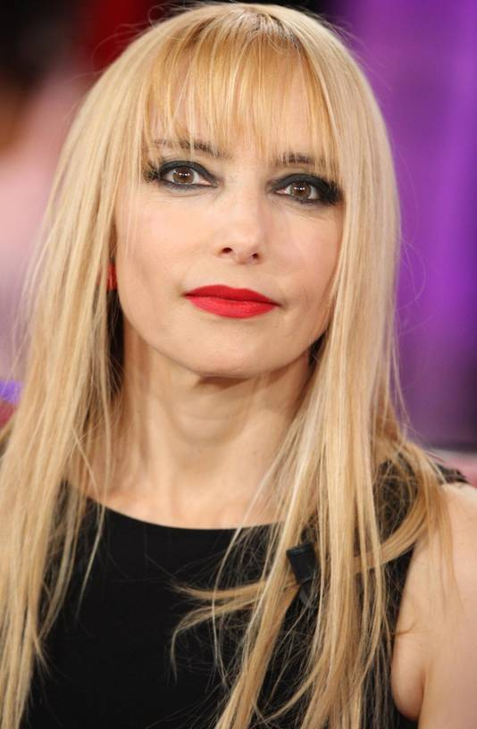 Jeanne Mas en 2008.