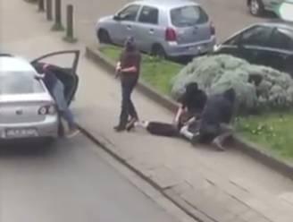 Arrestatie gefilmd, mogelijk van Abrini