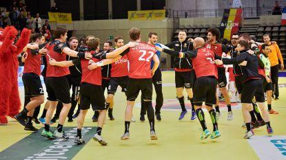 Red Wolves mogen blijven dromen van WK handbal en zondag wacht Nederland