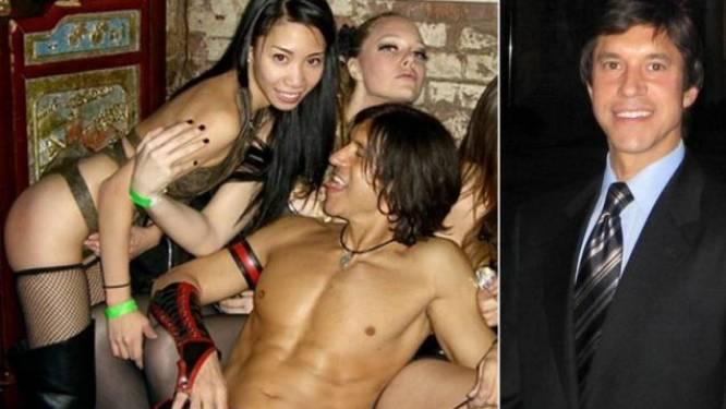 Gebroken relatie tussen bankier en Mick Jagger-adept met seksslavin haalt voorpagina's
