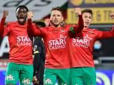 """Andrew Hjulsager is dit seizoen een van sterkhouders bij KV Oostende: """"Proberen die laatste matchen overbodig te maken"""""""