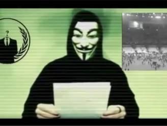 Anonymous wijst naar onschuldigen als leden IS