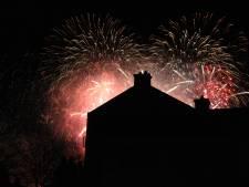 Une fête d'anniversaire trahie par... un feu d'artifice