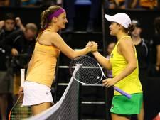 Tennissters vliegen uit wereldgroep na nederlaag tegen Australië