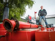 Baggeraars in Oost-Nederland al maanden zonder werk door PFAS-debacle: 'Ik ben bijna failliet'