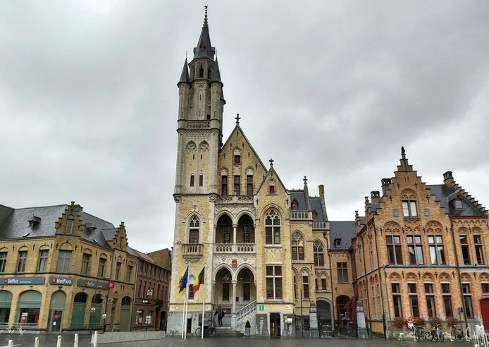 Stadhuis Poperinge