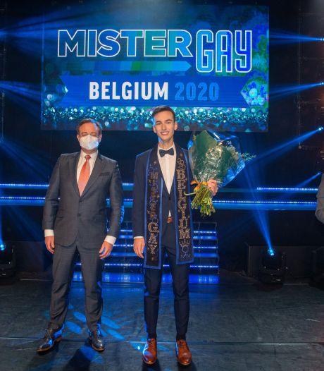 Le concours Mister Gay Belgium n'aura pas lieu en 2021
