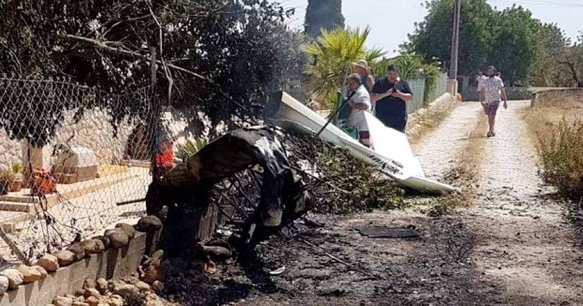Vijf doden op Mallorca bij botsing tussen helikopter en vliegtuigje.