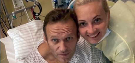 Navalny donne de ses nouvelles sur Instagram