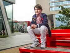 Laurent (11) heeft zijn eerste bachelor-diploma op zak: 'Ik wil nog altijd onsterfelijkheid bereiken'