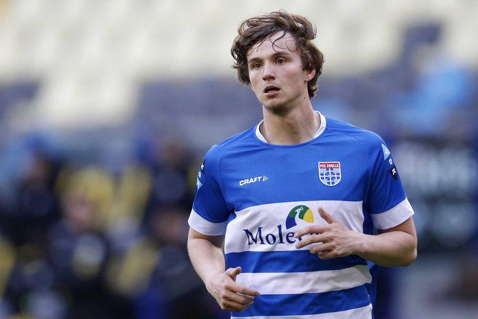 Rav van den Berg van PEC Zwolle.