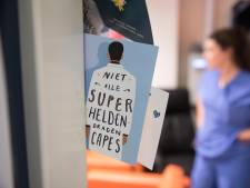 Ziekenhuispersoneel kampt met naweeën van coronapiek