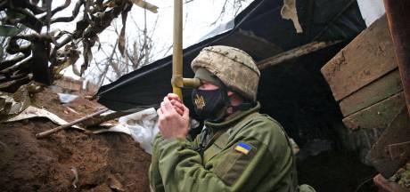 Conflict in Oekraïne: naar elkaar loeren vanuit de loopgraven