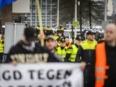 Politie paraat voor Pegida-demonstratie Amsterdam