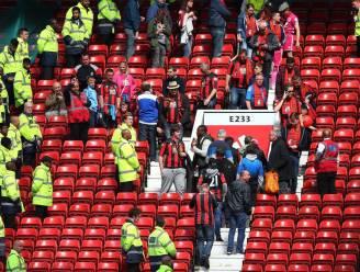 Onderzoek naar 'bom'-fiasco in stadion Manchester United