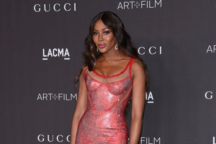 Naomi Campbell is één van de zes eerste topmodellen ooit, maar wordt nog altijd gediscrimineerd wegens haar huidskleur, vertelt ze in Vogue