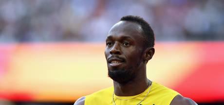 Usain Bolt geeft startschot voor Grand Prix van Amerika