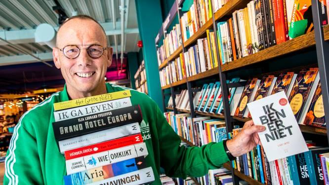 Hoe de boekhandel de huiskamer van Herman werd: 'Het boek zal nooit verdwijnen'