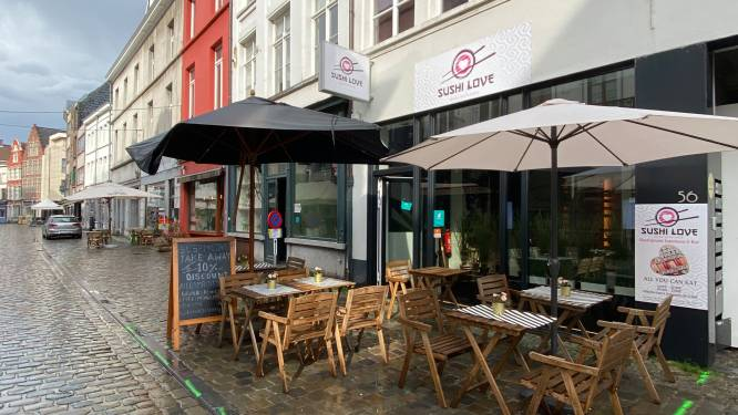 "Nieuw sushirestaurant in Oudburg: ""All you can eat, voor 23 euro"""