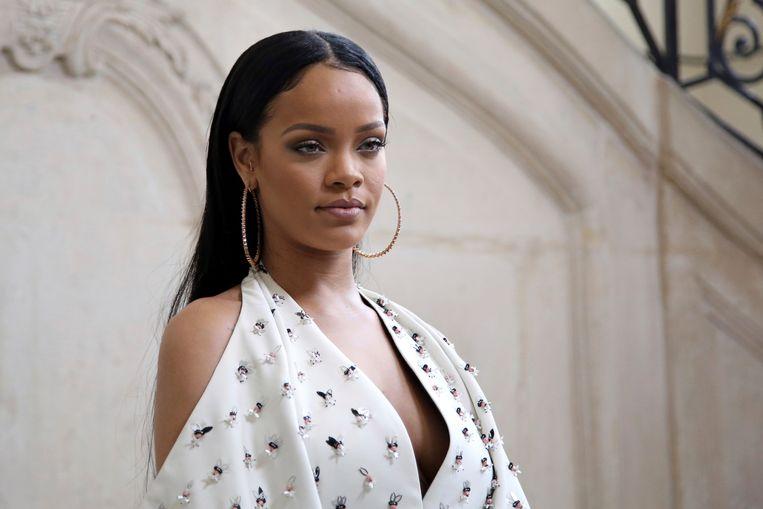Popzangeres Rihanna. Beeld AP